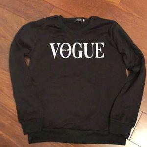 Tops - Vogue sweatshirt